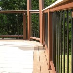 Custom built decks by Big Rock Construction