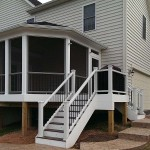 Leesburg Screened Porch and Patio