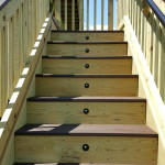 Bristow Trex and Wood Deck