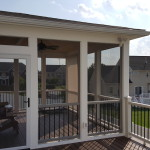 Gainesville Screened Porch and Patio