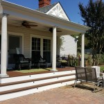 Gainesville Covered Porch