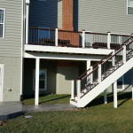 Leesburg Trex Deck and Patio